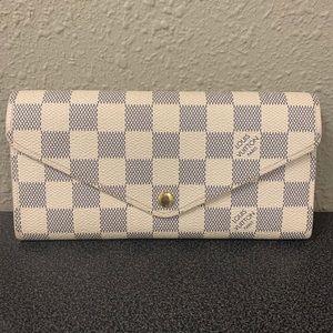 Louis Vuitton Wallet Azur